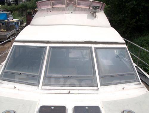 Мегапароход 43 фута для желающих сделать катер под себя. длина 13,00м., двигатель стационарный, 900,00л.с., дизель