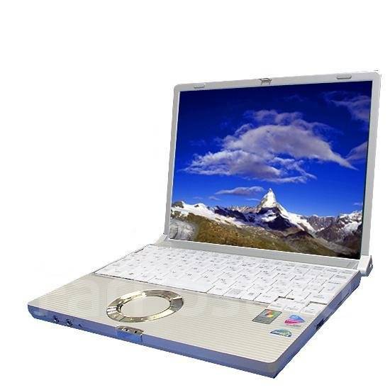 "Panasonic Let's Note Pro CF-L2. 10"", ОЗУ 1536 Мб"