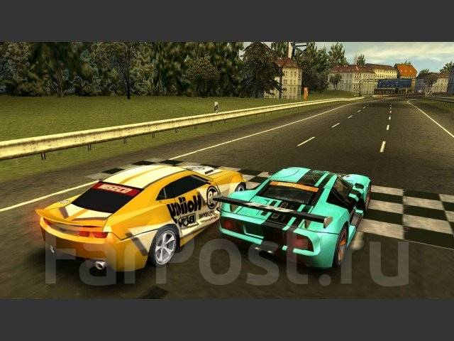 EA Games Need for Speed ProStreet Essentials - купить игру для sony psp по