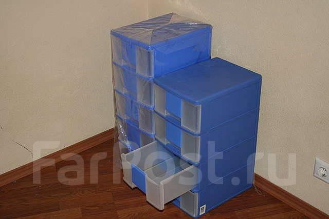 Комод из пластика /Пр. -во Таиланд/ (Владивосток) - Продажа