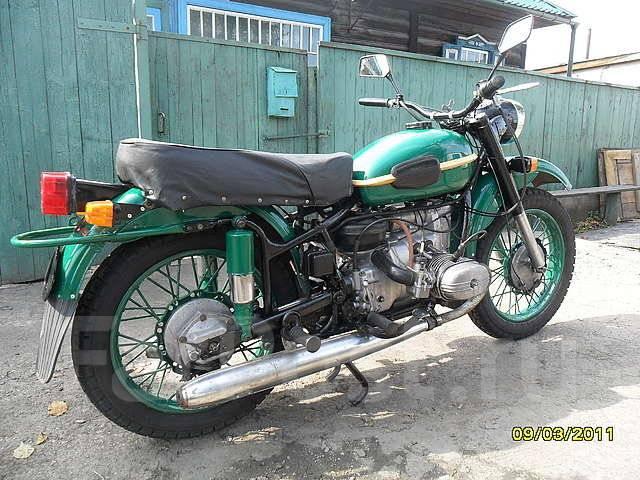 Мотоцикл УРАЛ М66 - Урал М 66, 1973 - Продажа мотоциклов в ...