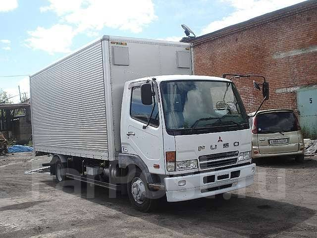 Mitsubishi Fuso Fighter. ������ Mitsubishi FUSO Fighter 2003 �., 8 200 ���. ��.