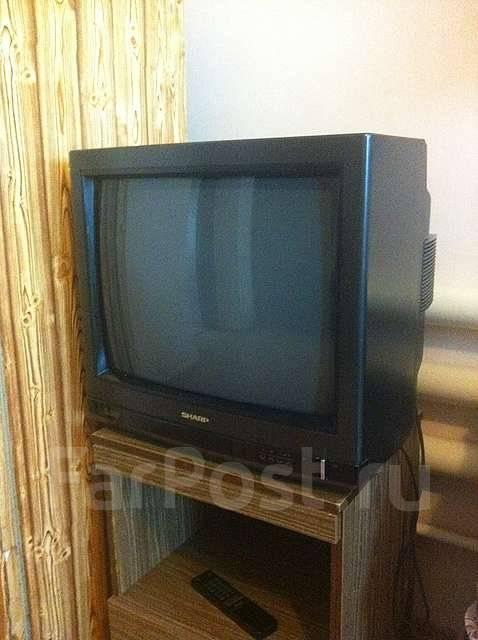 Телевизор Sharp cv-2131ck1.