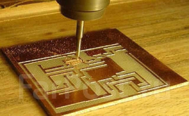 Изготовление печатная плата своими руками