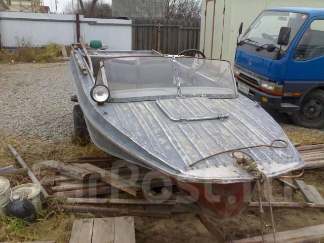 Телега для лодки казанка 51
