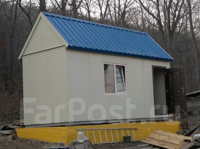 Изготовления дач, павильонов, бытовок. Возможен кредит от 19%.