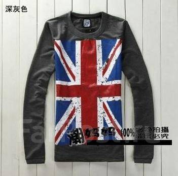 кофты с британским флагом