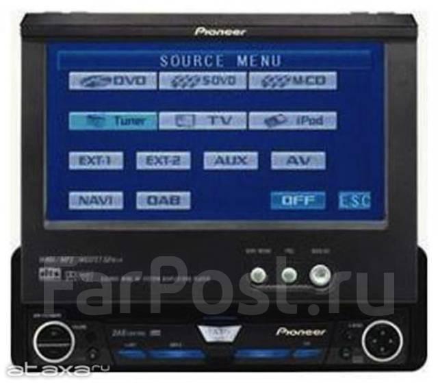 Инструкция По Эксплуатации Pioneer Avh P7760 Dvd