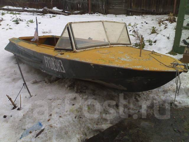 лодка обь: