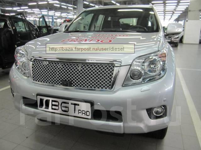 Toyota land cruiser prado 150 готов к установке