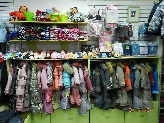 Детской зимней верхней одежды 30 50