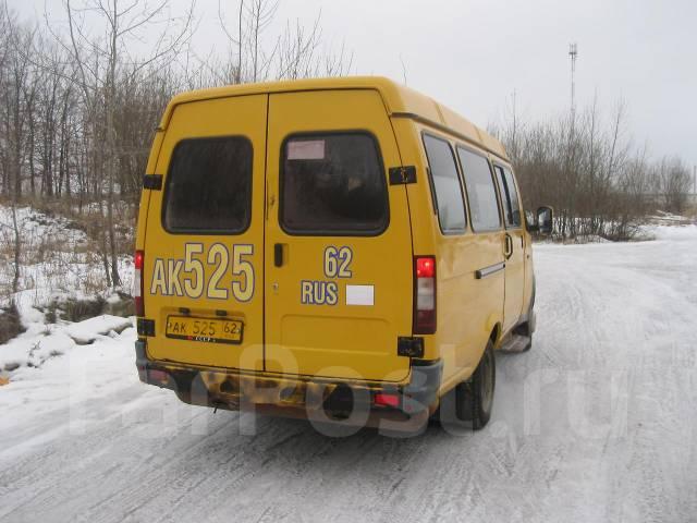 Продаю маршрутное такси.  Рязань) .