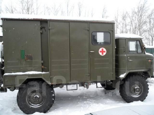 Продается ГАЗ-66 (ДДА-66). - Газ 66 (ДДА-66), 1987 - Грузовики во ...
