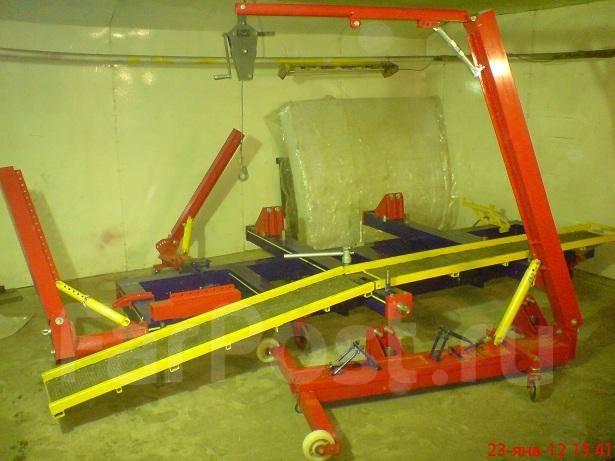 Стапель для кузовного ремонта в