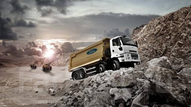 FORD Cargo 3535D (6x4)