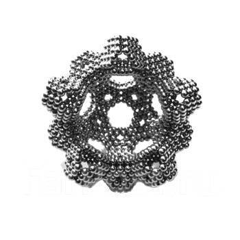фигуры из неокуба 216 шариков.