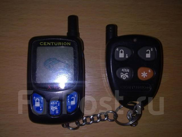 Инструкция к сигнализации centurion xp
