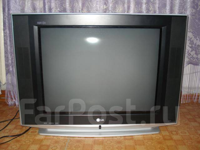 Ремонт телевизора lg flatron