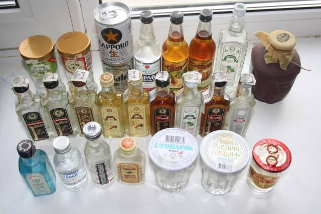 мини алкоголь фото