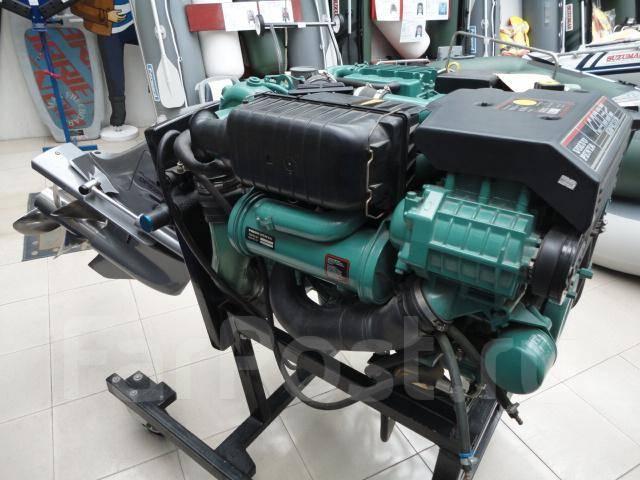 volvo penta лодочные двигатели