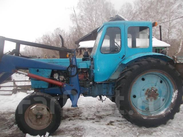 МТЗ 50, 1975 - Тракторы и сельхозтехника в Барнауле