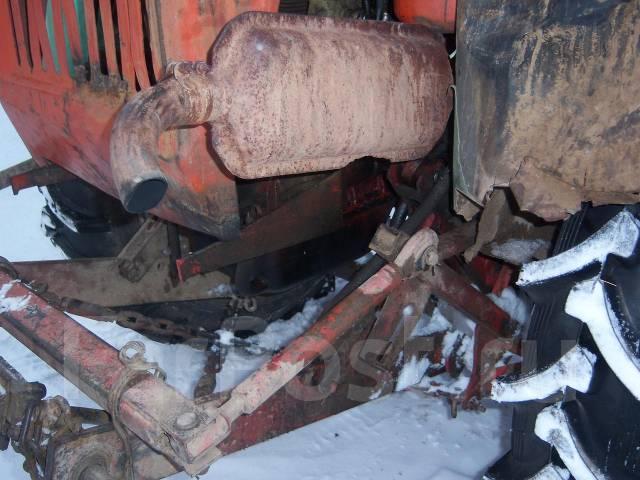 Продам трактор т-16 - Хтзсш т-16, 1986 - Другая спецтехника в Братске