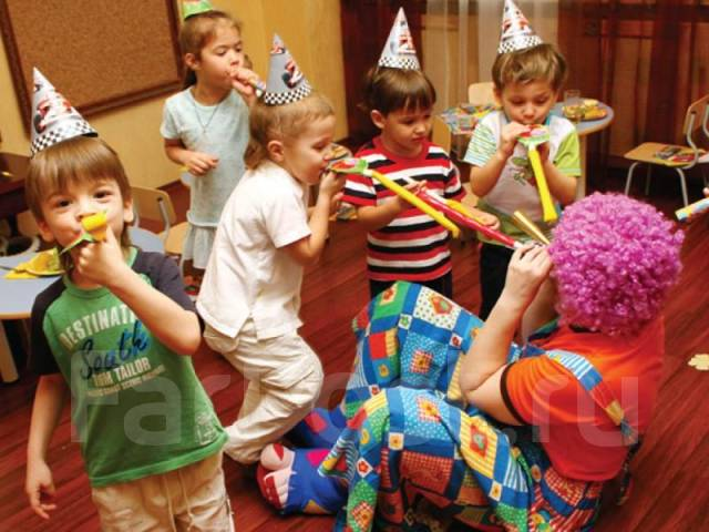 The task to organize a fun child's birthday is not that simple. But