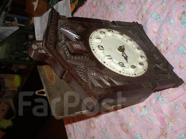 Кинематическая схема часов с
