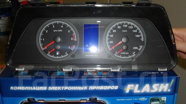 Фото №12 - панель приборов ВАЗ flash ВАЗ 2110