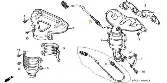 Civic Ferio Двигатель D15B