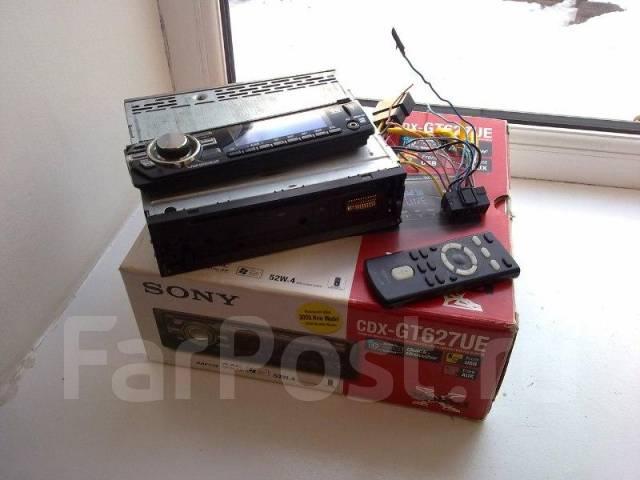 Тема: Sony CDX-GT627UE.