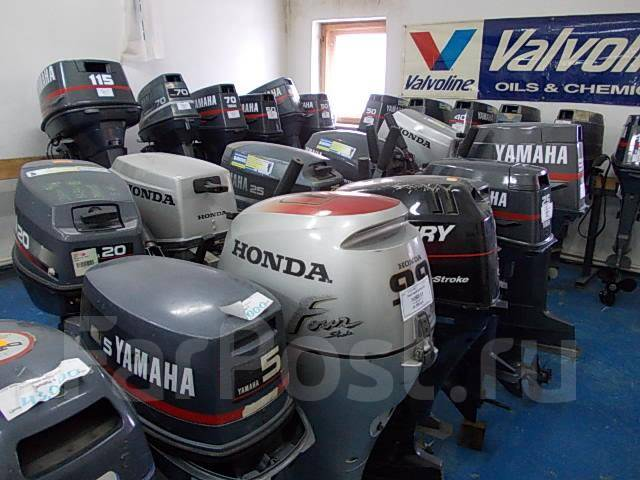 лодочные моторы изо  японии да китая