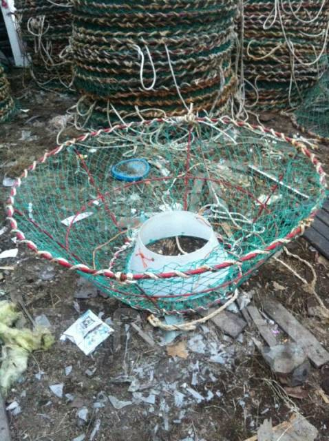 ловушки для ловли краба
