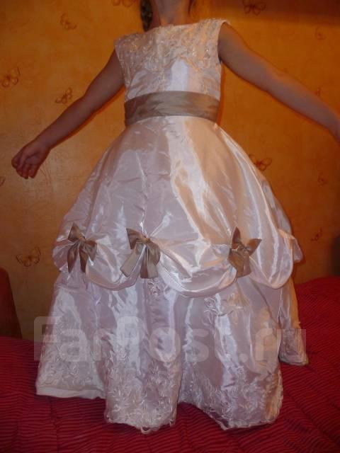 Продается вечернее детское платье на