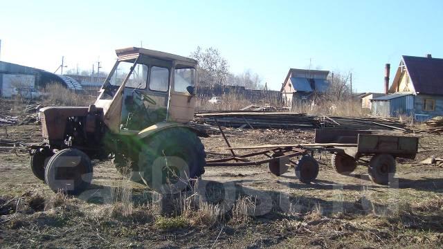 Продам трактор т-25 с прицепом, плуг. - трактор Т-25, 1980 ...