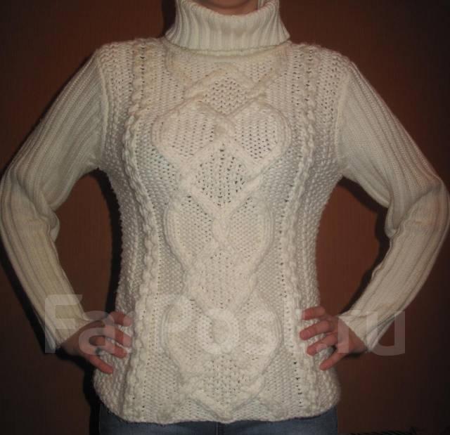 Вязаные белые свитера женские с доставкой