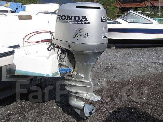 хонда 130 лодочный двигатель