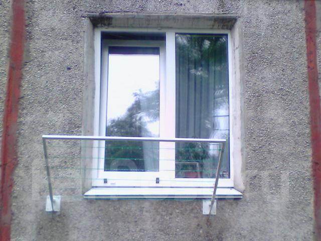 Наружные сушилки для белья на пластиковых балконных..