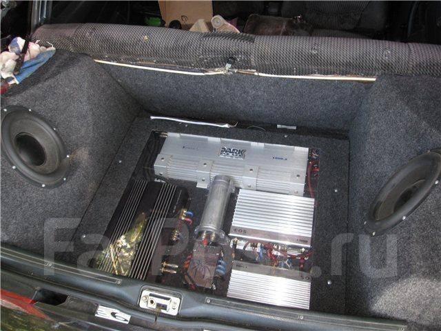 Багажник STELS