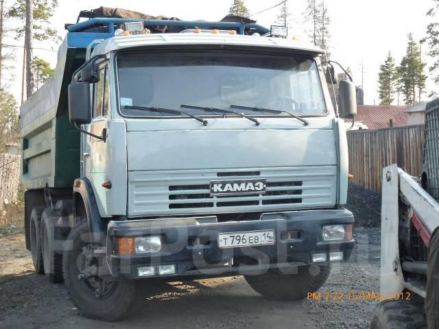 Камаз 55111, 1990 - Грузовики