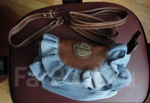 Стильная сумочка-клатч Miss Sixty - Аксессуары и