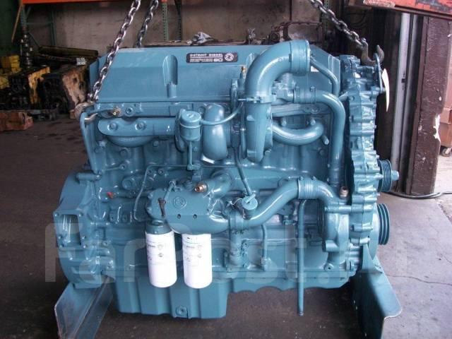 двигатель Детройт Дизель