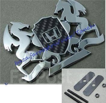Эмблема решетки. Honda. Под заказ