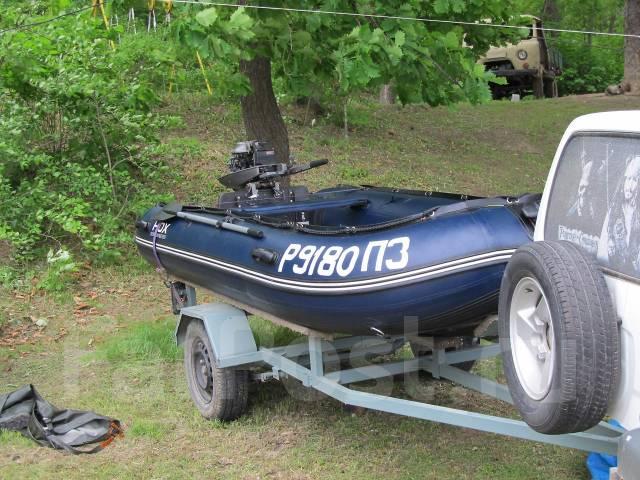 Продам лодку пвх владивосток