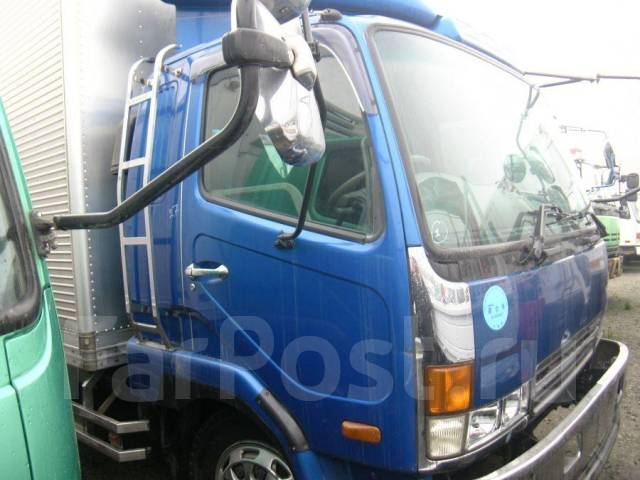 Mitsubishi Fuso Fighter. ������ ������ MCC Fuso, 7 500 ���. ��., 7 000 ��.