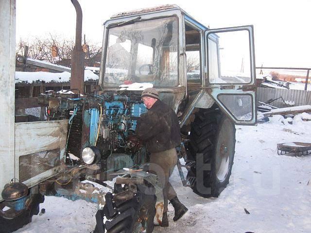 Купить сельхозтехнику в Туле   продажа бу тракторов и.