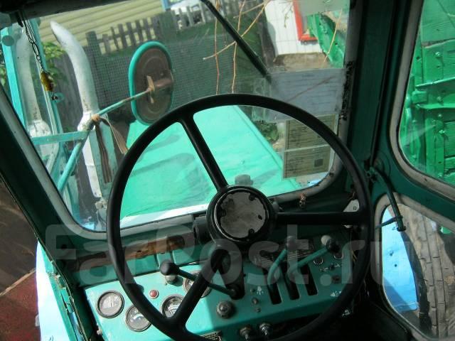 ПТС на грузовик, тягач, трактор или автобус