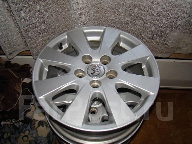 Тойота камри диски фото