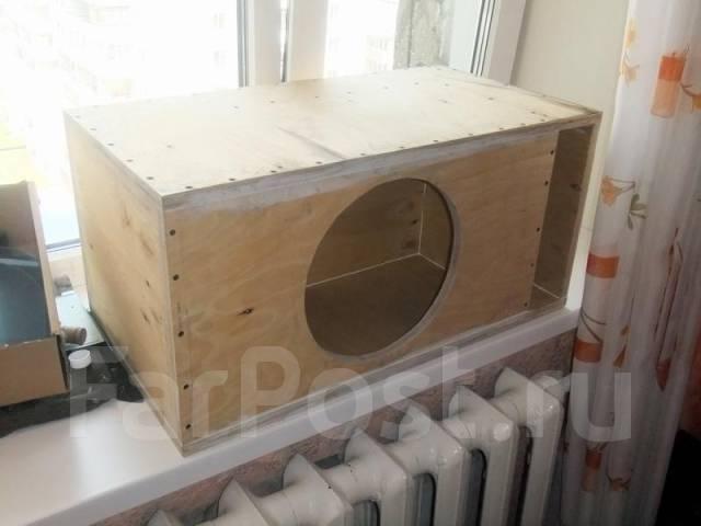 Короб для сабвуфера 12 дюймов
