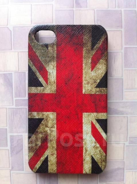 чехол iphone британский флаг